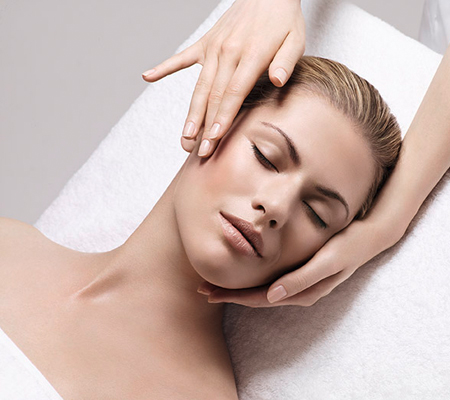 Refresh with a Couples Facial